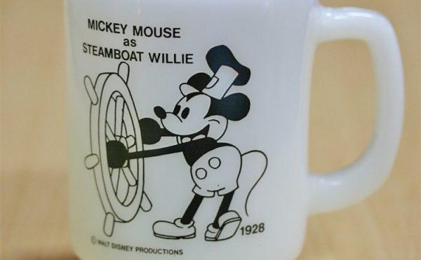 ファイヤーキング ミッキーマウス、スチームボートマグ